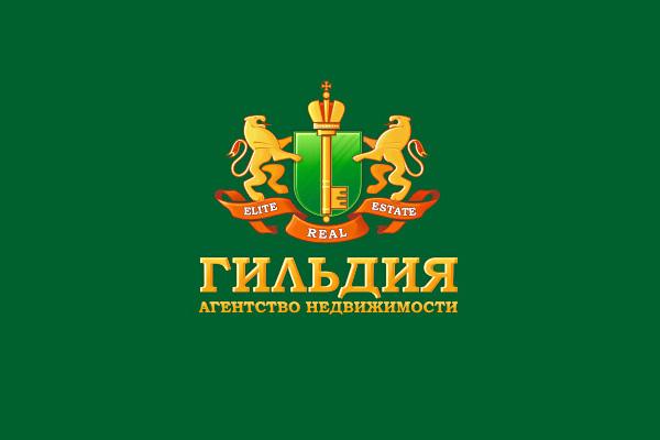 Разработка логотипа для АН Гильдия